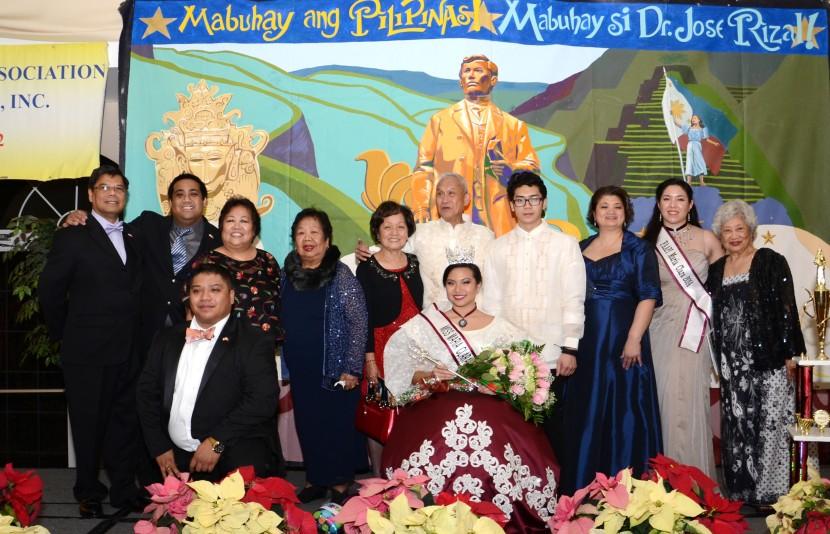 Rizal Ball & Miss MariaClara